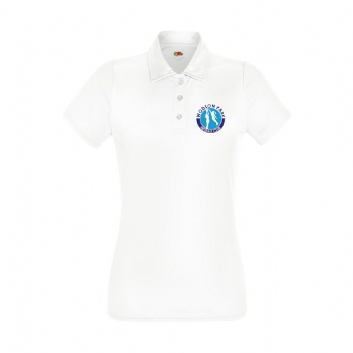 Wodson Park Netball COACHES Polo Lady Fit